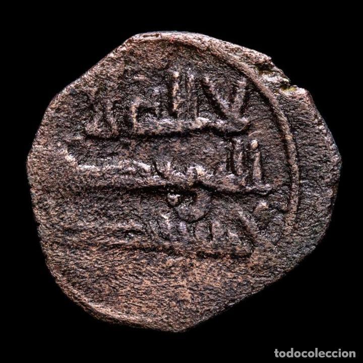 Monedas hispano árabes: Emirato Independiente 206-238 H / 821-852 d.C. Felus. (FEL160) - Foto 2 - 290038033
