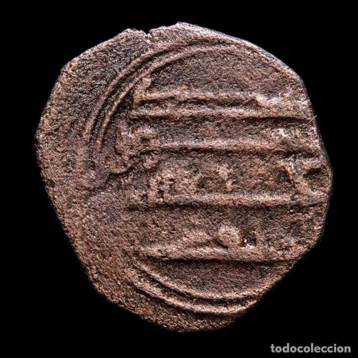 EMIRATO INDEPENDIENTE 206-238 H / 821-852 D.C. FELUS. (FEL160) (Numismática - Hispania Antigua - Hispano Árabes)