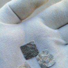 Monedas hispano árabes: LOTE DIRHAM ALMOHADES. Lote 293917923