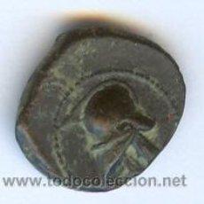 Monedas ibéricas: CARTAGO 1/4 CALCO MUY BONITA. Lote 11734940