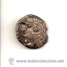 Monedas ibéricas: AGADIR ( CÁDIZ) HEMIDRACMA. ANVERSO CABEZA DE MELGART A LA IZQUIERDA, PLATA, MUY ESCASA Y RARA EBC-. Lote 45931023