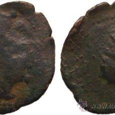Monedas ibéricas: *** ESCASO SEMIS DE OLONT 50-20 AC. AZNALCAZAR (SEVILLA) ***. Lote 26558551