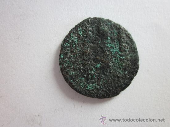Monedas ibéricas: Semis de Emerita Augusta. Augusto. Limpiar. - Foto 2 - 31016585
