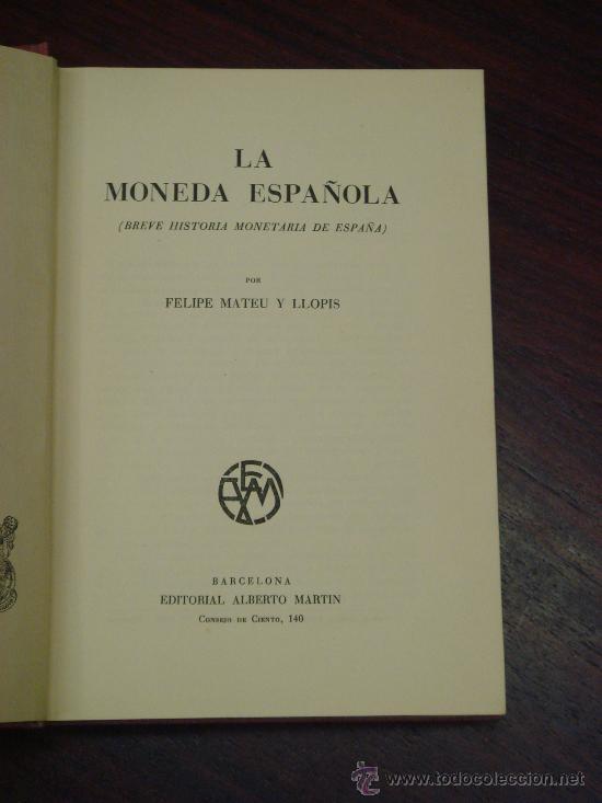 Monedas ibéricas: LA MONEDA ESPAÑOLA, Breve historia monetaria de España, 1946 - Foto 2 - 32971494