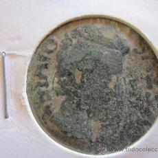 Monedas ibéricas: AS DE CARTAGONOVA. AUGUSTO. INSTRUMENTOS SACERDOTALES.. Lote 37176926