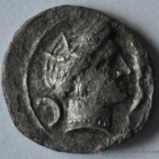 Monedas ibéricas: EMPÚRIES - AMPURIAS - EMPORITON - DRACMA - TIPO MUY RARO !!!!. Lote 38323869