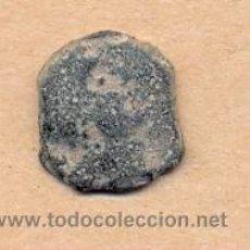 Monedas ibéricas: MONEDA 879 SEXTANTE DE CASTULO PESO SOBRE 2 GRAMOS MEDIDAS SOBRE 13 X 15 MM. Lote 39597612