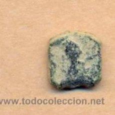 Monedas ibéricas: BRO 123 - 1/4 CALCO CARTAGINES MEDIDAS SOBRE 10 X 10 MM PESO SOBRE 2 GRAMOS. Lote 44076939