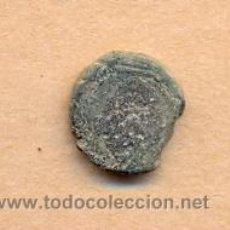 Monedas ibéricas: BRO 163 MEDIO CALCO CARTAGINES REVERSO FIGURA MEDIDAS SOBRE 12 MM PESO SOBRE 2 GRAMOS. Lote 44206942