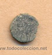 Monedas ibéricas: BRO 163 MEDIO CALCO CARTAGINES REVERSO FIGURA MEDIDAS SOBRE 12 MM PESO SOBRE 2 GRAMOS - Foto 5 - 44206942