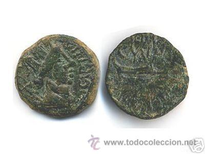 IBERICO: SEMIS CARTEIA AB-667 (Numismática - Hispania Antigua - Moneda Ibérica no Romanas)