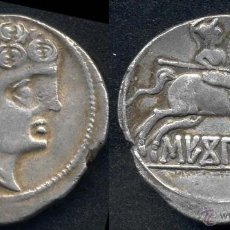 Monedas ibéricas: DENARIO IBERICO - SECOBIRICES . Lote 44689529