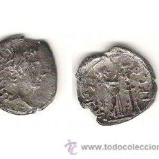 Monedas ibéricas: IBERICO: QUINARIO EMERITA AVGVSTA -- AUGUSTO -- AB-982. Lote 44809231