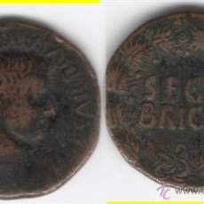 Monedas ibéricas: IBERICO: AS SEGOBRIGA TIBERIO --- AB-2186. Lote 45973366