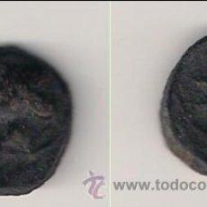 Monedas ibéricas: ACUÑACIÓN HISPANO CARTAGINESA CUARTO (1/4) CALCO DE CARTAGENA DEL 235 AL 220 A.C. (HA2).. Lote 86614954