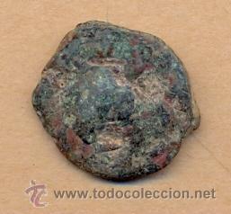 BRO 234 - AS DE OBULCO - PORCUNA - MONEDA IBÉRICA 120 - 20 AC MEDIDAS SOBRE 22 X 23 MM (Numismática - Hispania Antigua - Moneda Ibérica no Romanas)