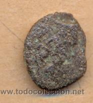 BRO 235 - SEMIS DE OBULCO - PORCUNA MONEDA IBÉRICA DE PEQUEÑO MÓDULO 120 - 20 AC MEDIDAS SOBRE 1 (Numismática - Hispania Antigua - Moneda Ibérica no Romanas)