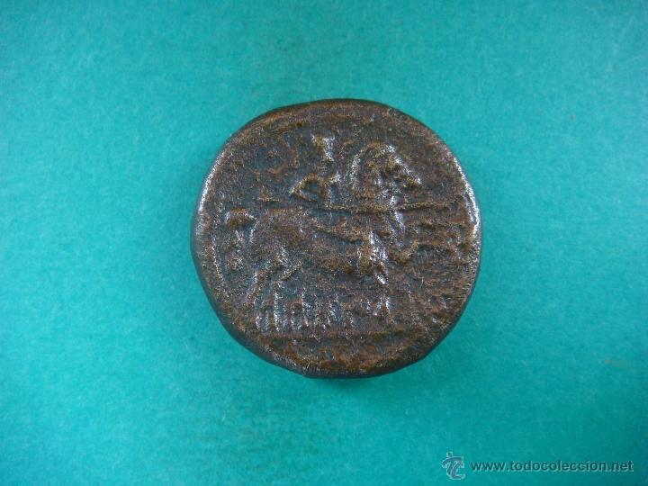 Monedas ibéricas: AS IBERICO, BELIKIO. 100x100 auténtico - Foto 2 - 48382335