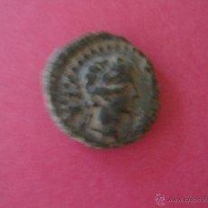 Monedas ibéricas: CUADRANTE DE MERIDA EMERITA CON SIMPULOS . Lote 49045122