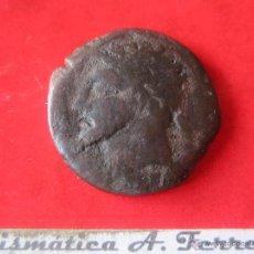 Monedas ibéricas: AS DE NUMIDIA. MASINISA SIGLO II AC. #MN. Lote 49342019