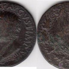 Monedas ibéricas: IBERICO: AS SEGOBRIGA TIBERIO --- AB-2188. Lote 45973383