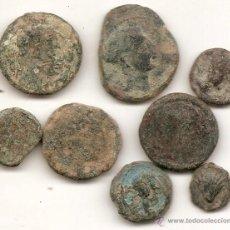 Monedas ibéricas: LOTE DE 8 MONEDAS IBÉRICAS. Lote 52439859
