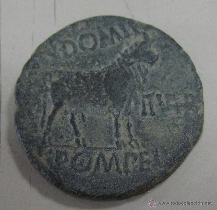 Monedas ibéricas: CELSA. AS DE AUGUSTO. VER FOTOS - Foto 2 - 54893446