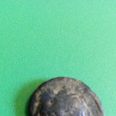 Monedas ibéricas: HISPANO CARTAGINESA 1/4 DE CALCO. Lote 56734439