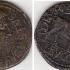 Monedas ibéricas: IBERICO: AS CELSA -- AUGUSTO -- AB-808. Lote 44773980