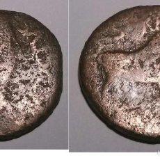 Monedas ibéricas: CELSA, AS DE CELSA, ANVERSO AVGVSTVS DIVI, POCO MARCADO, REVERSO (L SVRA). Lote 60374663