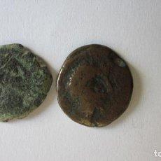 Monedas ibéricas: 2 SEMIS: CORDUBA Y OBULCO.. Lote 63188928
