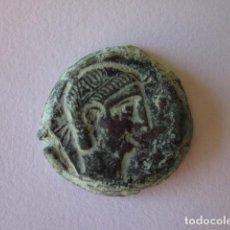 Monedas ibéricas: AS DE CÁSTULO. ACUÑACIÓN ESCASA. MUY BONITO.. Lote 66184146