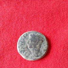 Monedas ibéricas: MONEDA IBERO ROMANA AUGUSTO AS IULIA TRAD ALGECIRAS 27 A.D - 14 D.C. Lote 66978545