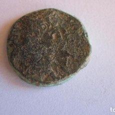 Monedas ibéricas: AS DE ERCAVICA. AUGUSTO. ACABAR DE LIMPIAR.. Lote 76511791
