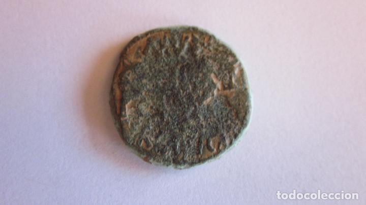 Monedas ibéricas: As de Ercavica. Augusto. - Foto 2 - 76511791