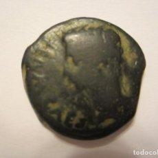 Monedas ibéricas: AS DE AUGUSTO DE IVLIA TRADUCTA (ALGECIRAS) BONITA Y BUENA PATINA. MEJOR EN MANO. Lote 81131444