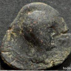 Monedas ibéricas: SEMIS DE CASTULO JAÉN COSPEL IRREGULAR LETRA IBERICA. Lote 85861744