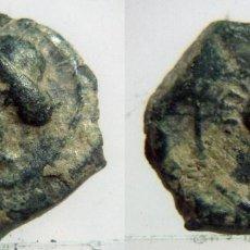 Monedas ibéricas: MONEDA DE 1/4 DE CALCO, CARTAGINES. Lote 90821345