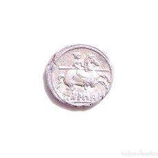 Monedas ibéricas: DENARIO DE BOLSKAN IBERICO HUESCA BOLSCAN - MBC+. Lote 98854303