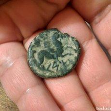 Monedas ibéricas: BONITA MONEDA IBÉRICA AS DE KESE CSE TARRAGONA IBERICO CESE. Lote 103441595