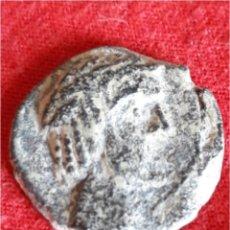 Monedas ibéricas: MONEDA IBERICA SEMIS DE CASTULO BUEN RELIEVE. Lote 104601607
