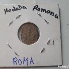 Monedas ibéricas: MEDALLA ROMANA. Lote 111869983