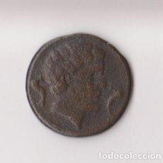 Monedas ibéricas: MONEDAS - HISPANIA ANTIGUA - AS - SECAISA - ZONA DE ARAGON - HACIA 120 Y 20 A.C. - AB-2131 (BC). Lote 117629123