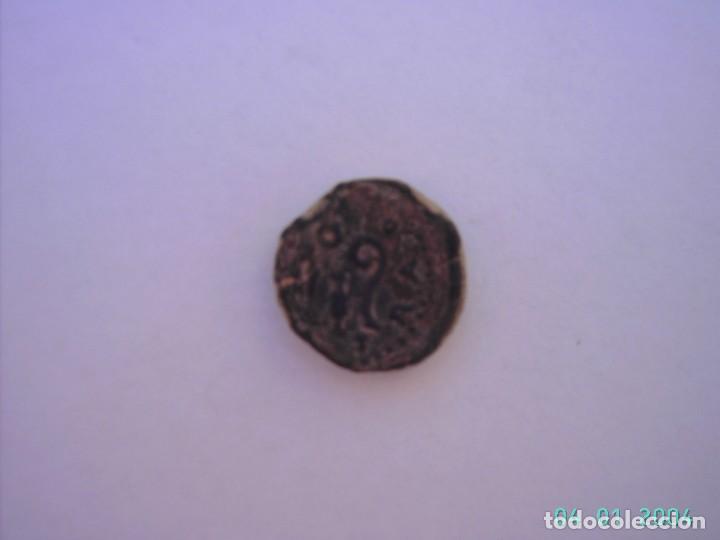 ESCASO CUADRANTE DE IULIA TRADUCTA. (Numismática - Hispania Antigua - Moneda Ibérica no Romanas)