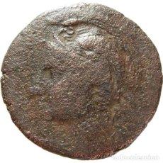 Monedas ibéricas: CALCO Æ. HISPANO- CARTAGINÉS.. Lote 130486602