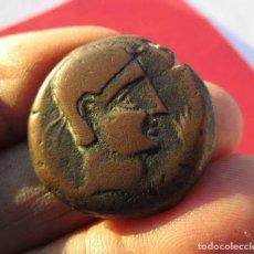 Monedas ibéricas: AS DE CASTULO-(LINARES, JAÉN). BRONZE 21,20 G., 25 MM.) . Lote 133013922