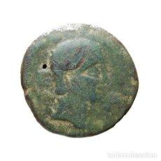 Monedas ibéricas: CASTULO, AE, AS. SERIE DE LA MANO. 658L. Lote 128217030