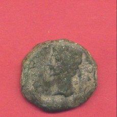 Monedas ibéricas: AS IVLIA TRADUCTA.ANVERSO OCTAVIO A IZQ.,REVERSO IVLIA TRAD.VER FOTOS. Lote 133379274