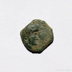 Monedas ibéricas: CUADRANTE IMITACION CASTULO / KASTILO CAZLONA (JAEN). Lote 133645198