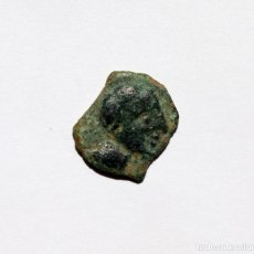 Monedas ibéricas: CUADRANTE IMITACION CASTULO / KASTILO CAZLONA (JAEN). Lote 133645346